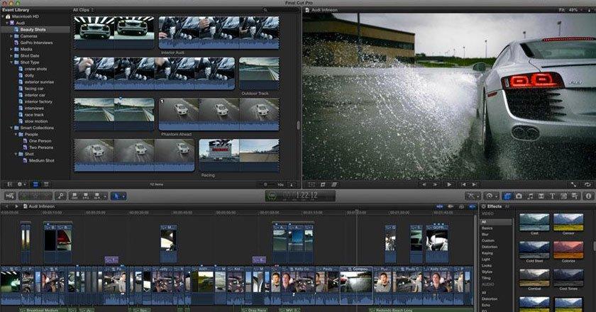 Ecco i migliori programmi per l'editing video professionale