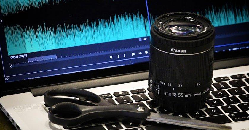 montaggio foto con musica